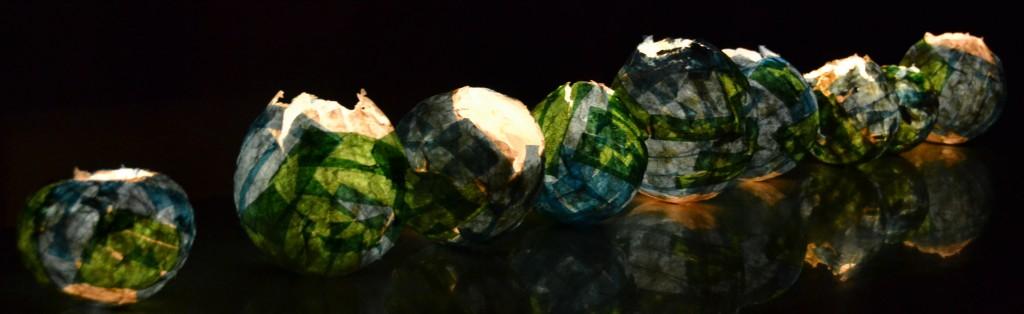 earth lanterns from awaken light, 2014