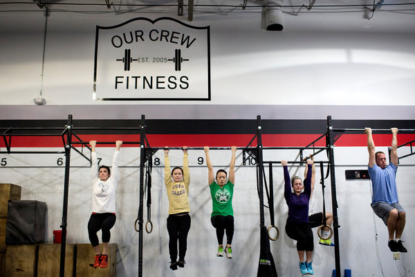 Crossfit NYT, religion